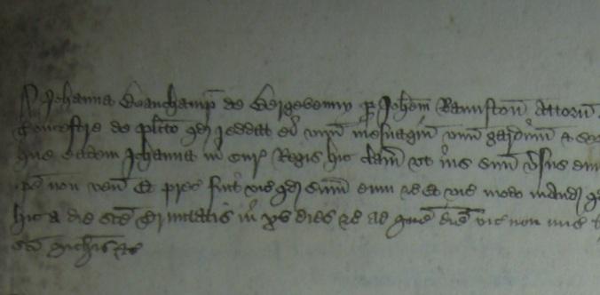 joan v smith 1432 messuaged